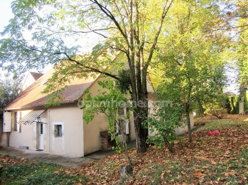 Maison de campagne de 109  m2 - Dampierre-sous-Bouhy (58310)