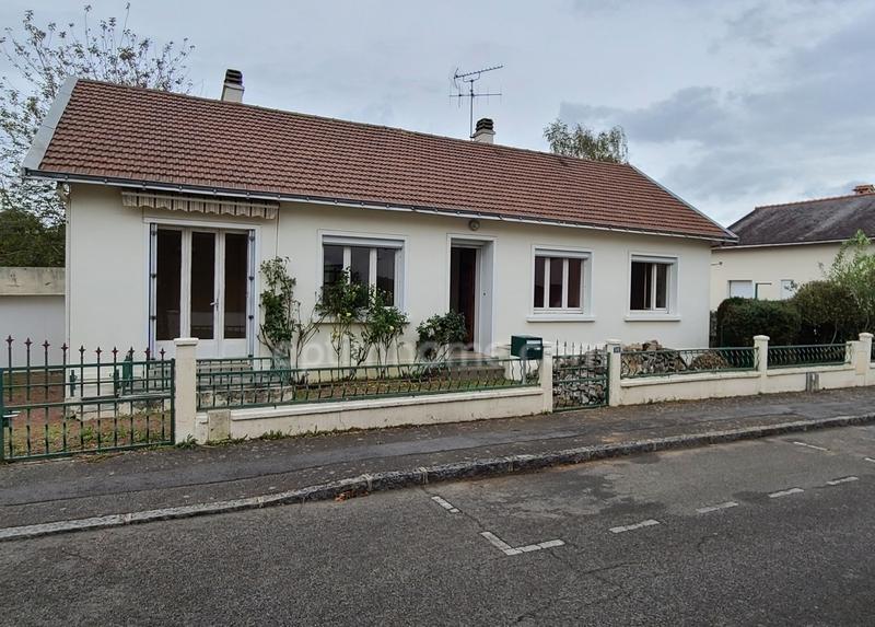 Maison de 88  m2 - Carquefou (44470)