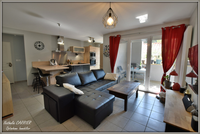 Appartement de 62  m2 - Sainte-Croix (01120)