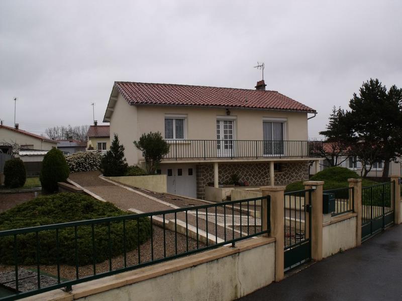 Maison individuelle de 61  m2 - Châtillon-sur-Thouet (79200)