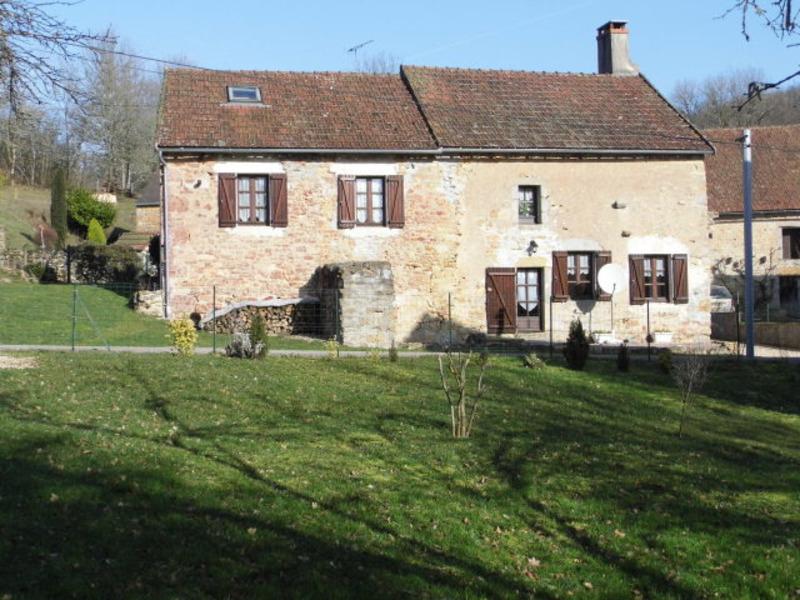 Maison de village de 116  m2 - Pouques-Lormes (58140)