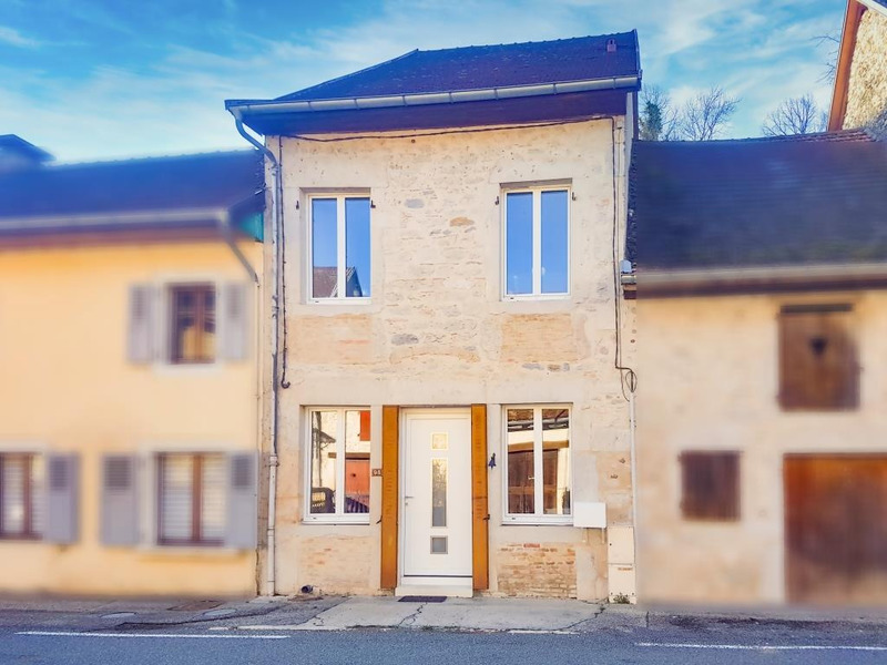 Maison de village de 92  m2 - Belley (01300)