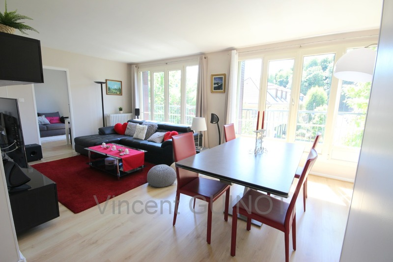 Appartement 1960 de 62  m2 - Saint-Germain-en-Laye (78100)