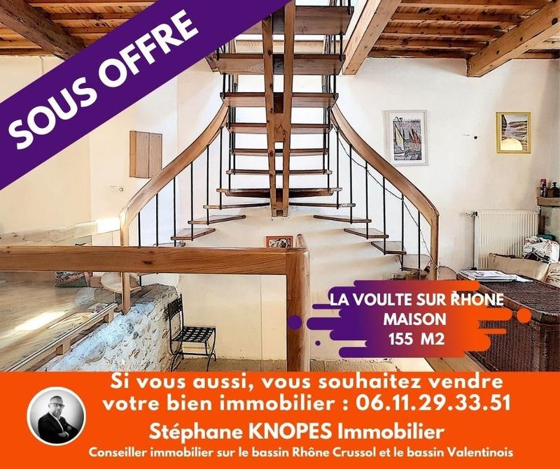 Maison de village de 157  m2 - La Voulte-sur-Rhône (07800)
