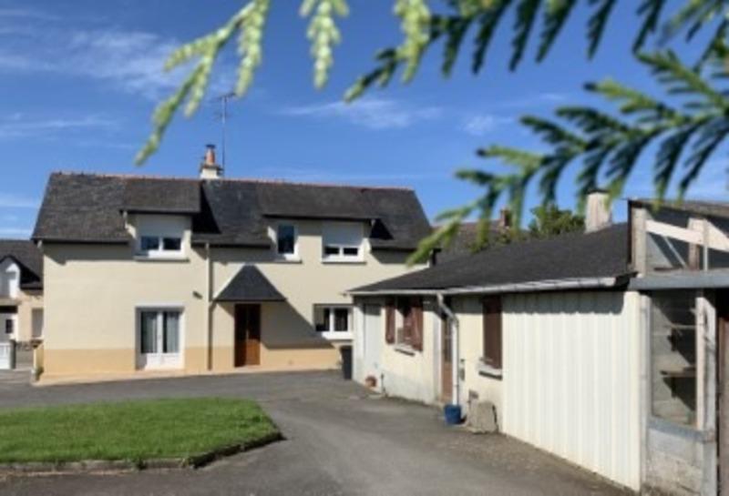 Maison de 110  m2 - Janzé (35150)
