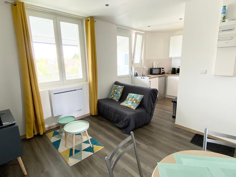 Appartement rénové de 32  m2 - Arras (62000)