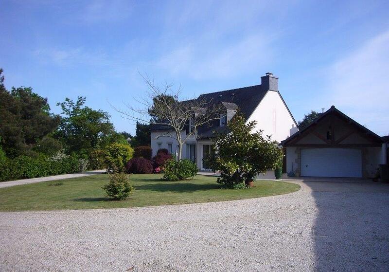 Maison contemporaine de 157  m2 - La Trinité-sur-Mer (56470)
