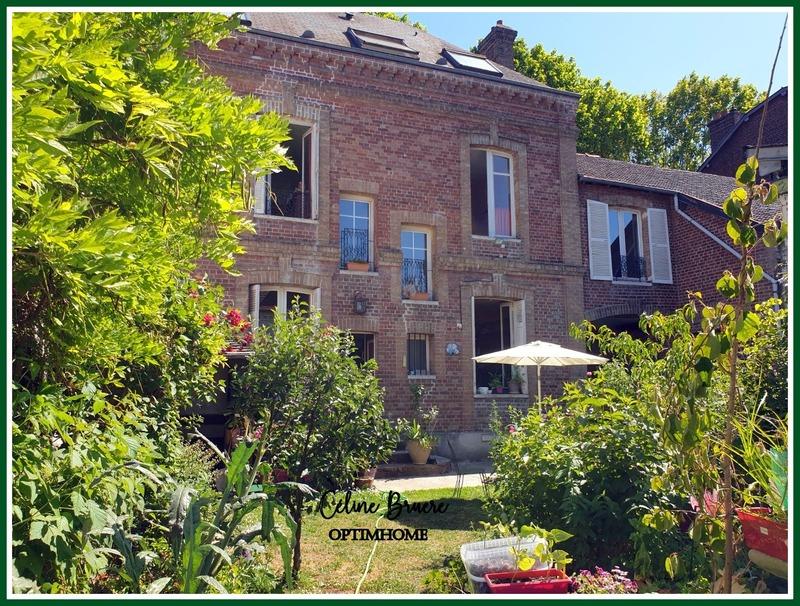 Maison bourgeoise de 221  m2 - Les Andelys (27700)