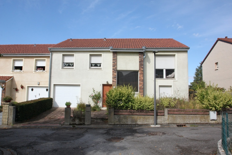Maison de 120  m2 - Fleury (57420)