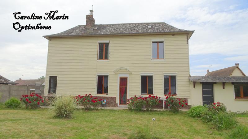 Maison individuelle de 93  m2 - Routot (27350)