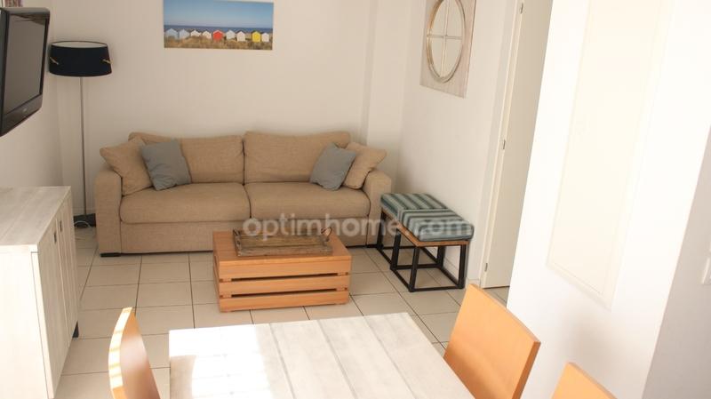 Maison en résidence de 48  m2 - Talmont-Saint-Hilaire (85440)