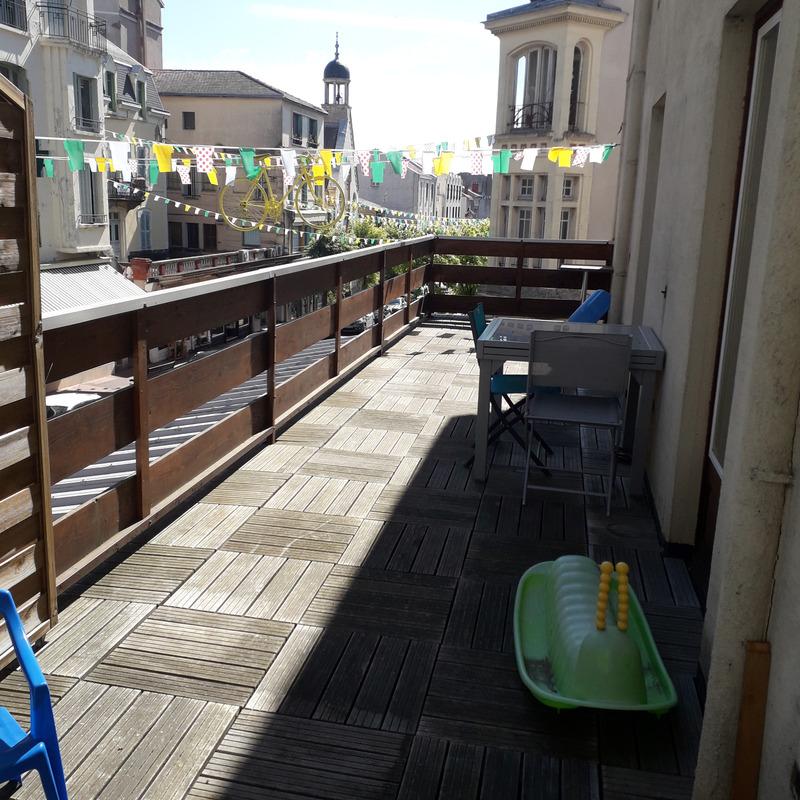Appartement de 87  m2 - Châtel-Guyon (63140)