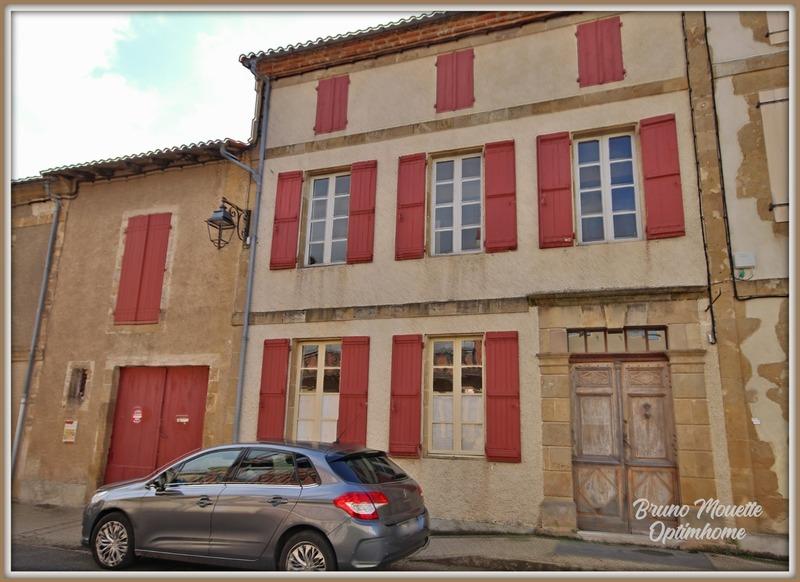Maison de village de 170  m2 - Marciac (32230)