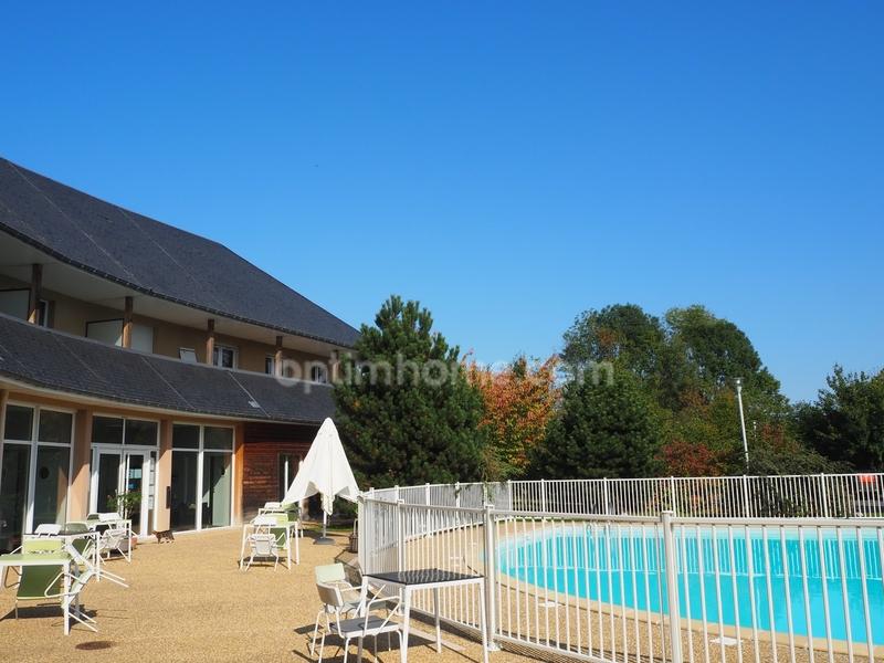 Appartement en résidence de 21  m2 - Honfleur (14600)