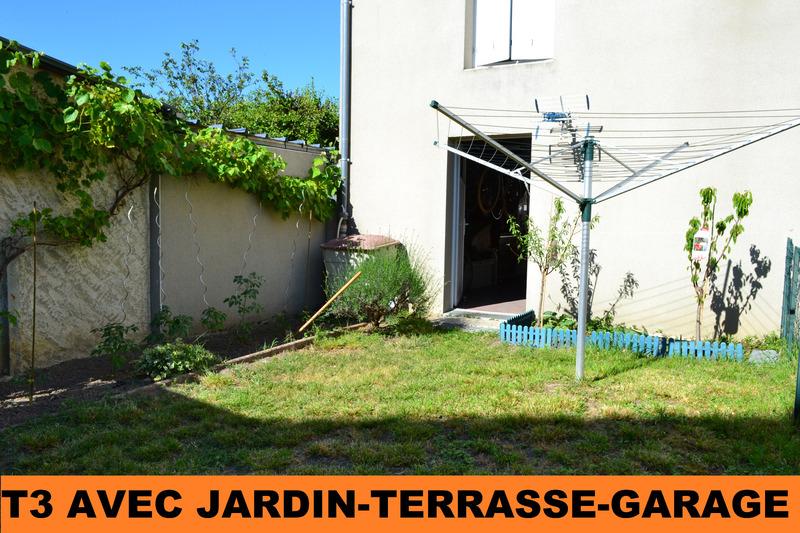 Appartement de 70  m2 - Brive-la-Gaillarde (19100)