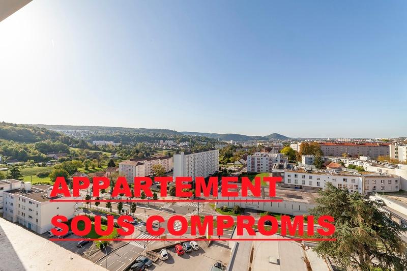 Appartement rénové de 64  m2 - Besançon (25000)