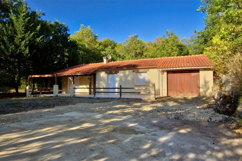 Maison de 90  m2 - Cahors (46000)