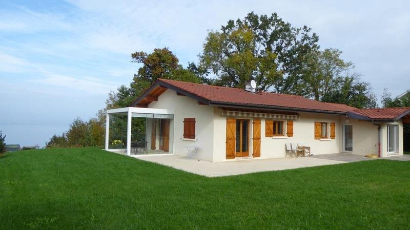 Villa de 100  m2 - Neuvecelle (74500)