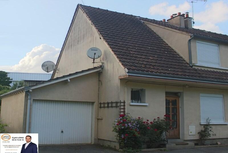 Maison de 70  m2 - Gallardon (28320)