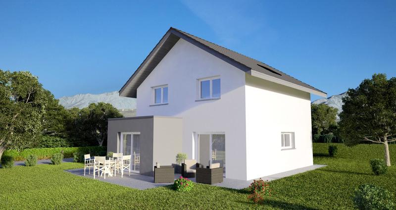 Maison de 125  m2 - Méry (73420)