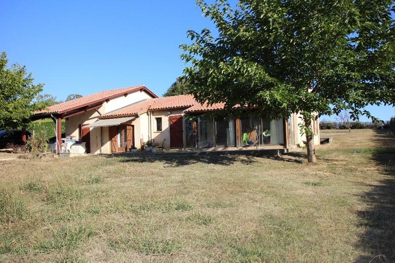 Maison semi plain-pied de 152  m2 - Gabarret (40310)