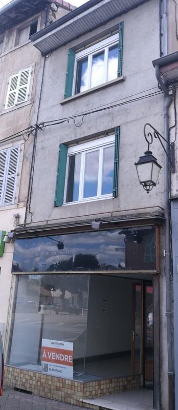 Immeuble de   m2 - Pont-de-Vaux (01190)