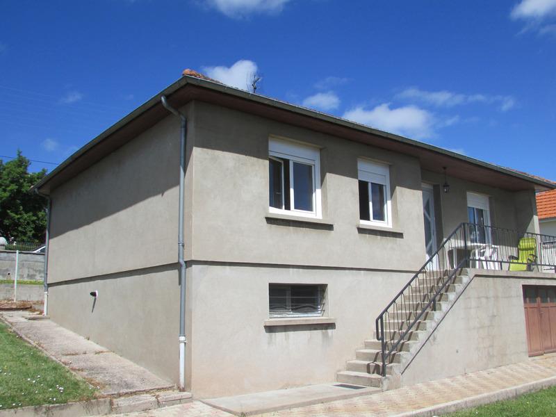 Maison individuelle de 83  m2 - Sanvignes-les-Mines (71410)