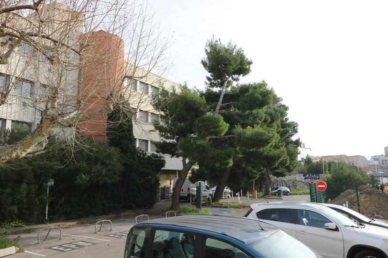 Immeuble de bureaux de   m2 - Marseille (13014)