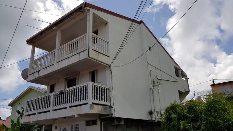 Immeuble de rapport de   m2 - Le François (97240)