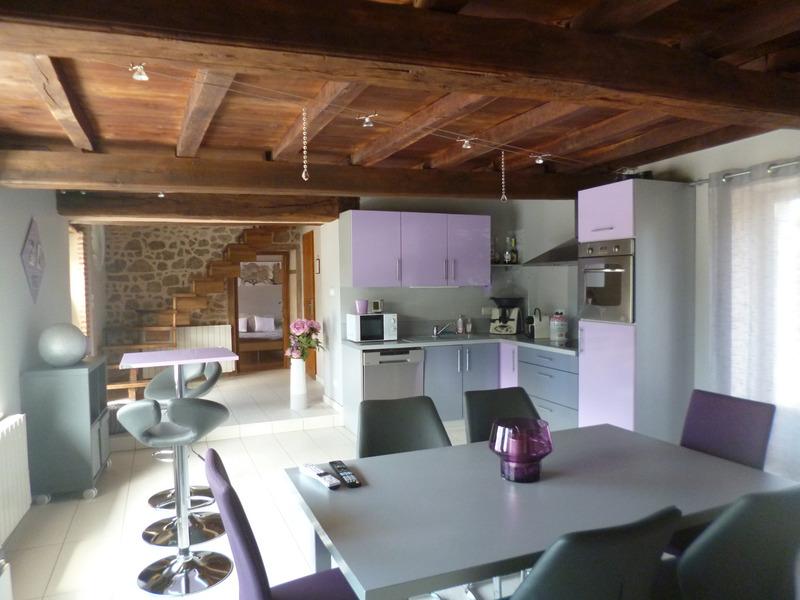 Maison rénovée de 78  m2 - Gueugnon (71130)