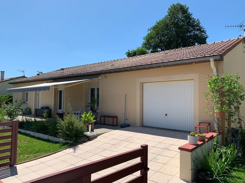 Maison plain-pied de 130  m2 - Ancerville (55170)