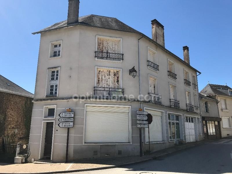 Maison de 340  m2 - La Croisille-sur-Briance (87130)