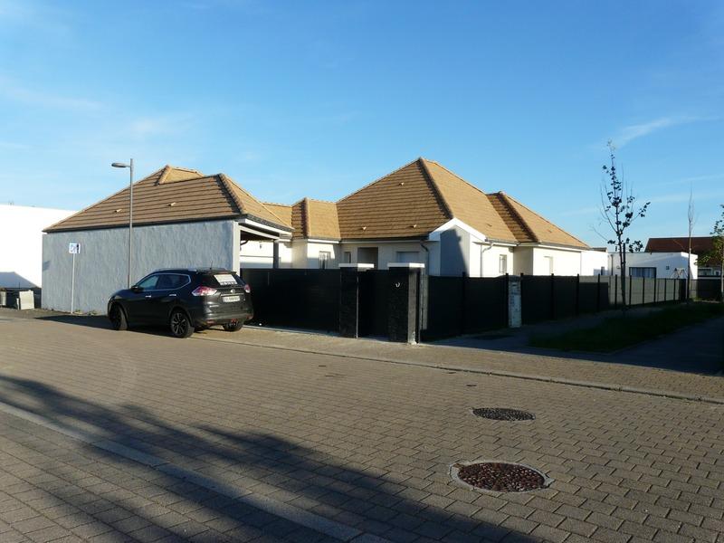 Maison plain-pied de 105  m2 - Chalon-sur-Saône (71100)