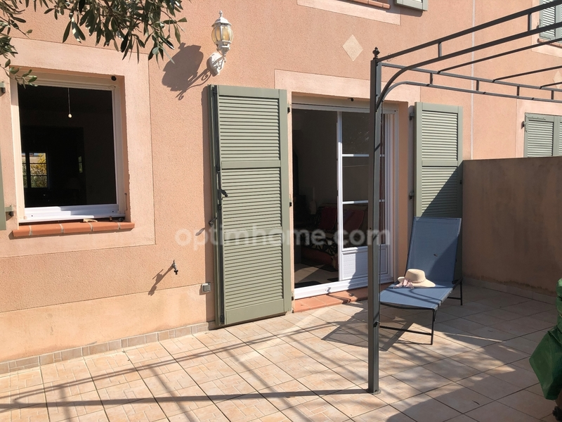 Maison en résidence de 91  m2 - Gréoux-les-Bains (04800)