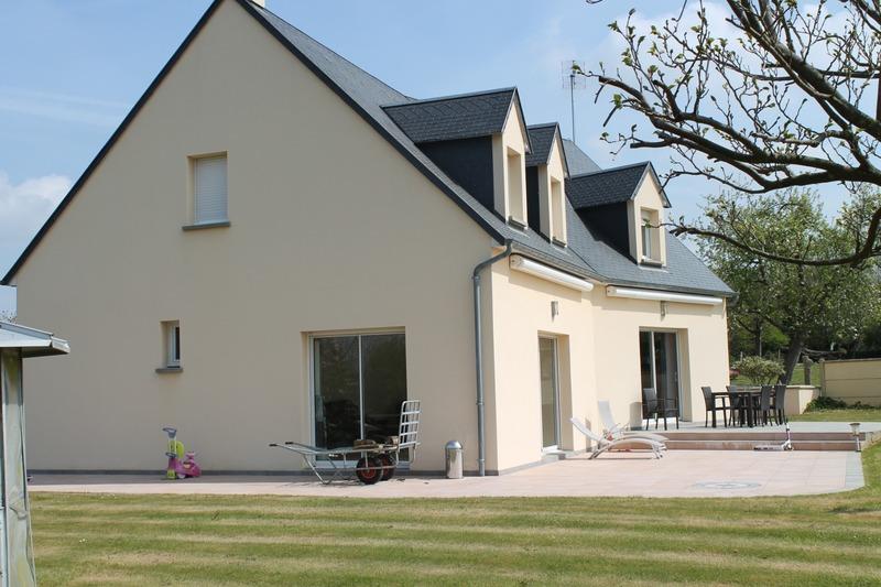 Maison de 190  m2 - Saint-Pierre-Langers (50530)
