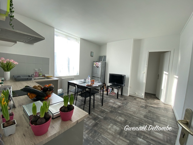 Appartement rénové de 25  m2 - Lens (62300)
