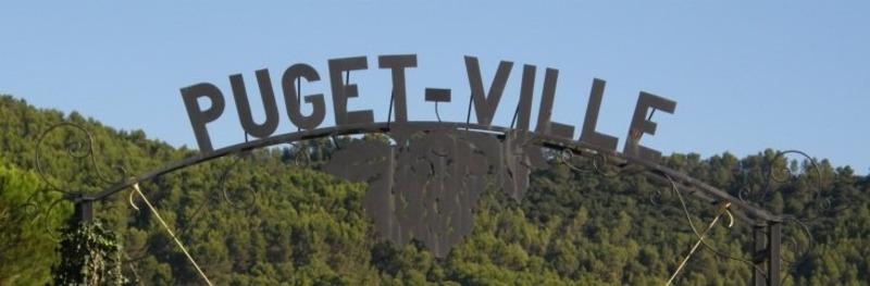 Parcelle de terrain de   m2 - Puget-Ville (83390)