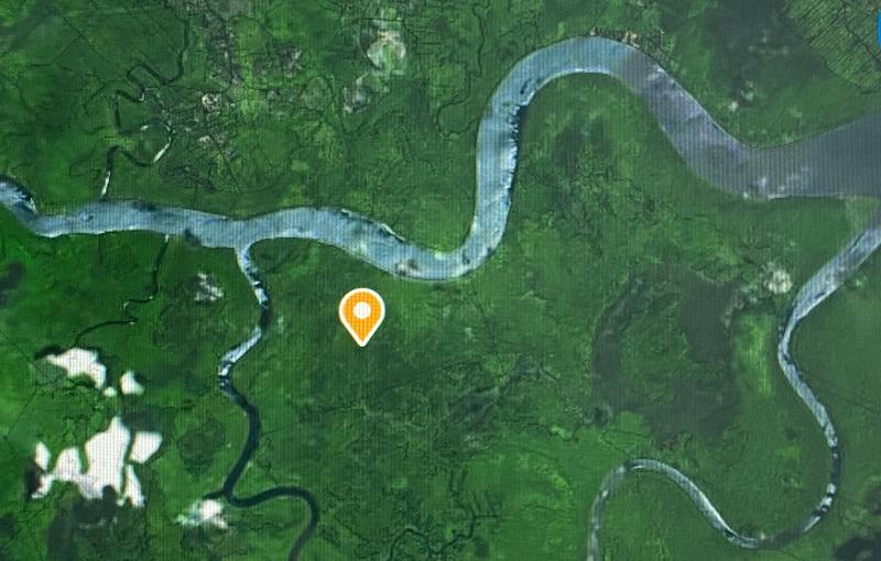Parcelle de terrain de   m2 - Montsinéry-Tonnegrande (97356)