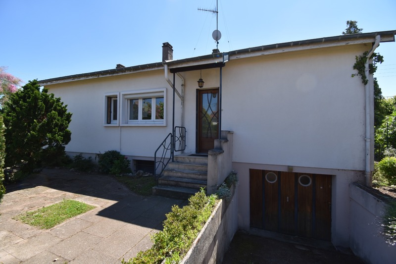 Maison individuelle de 95  m2 - Lunéville (54300)