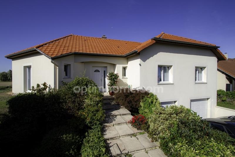 Maison individuelle de 130  m2 - Dombasle-sur-Meurthe (54110)