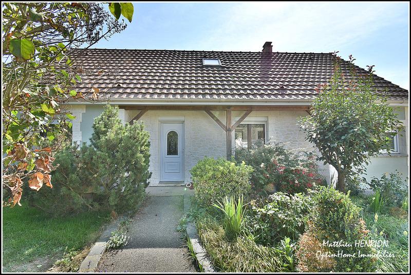 Maison de village de 130  m2 - La Forêt-du-Parc (27220)