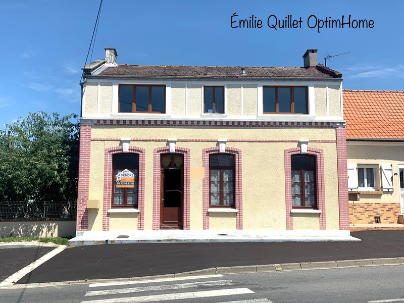 Maison de village de 100  m2 - Vignacourt (80650)