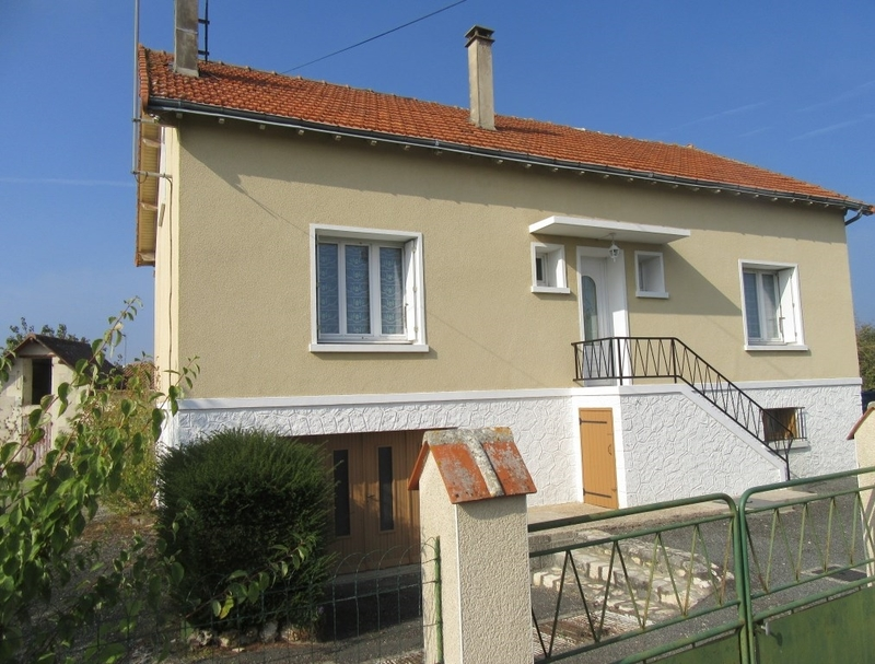 Maison de 124  m2 - Pleumartin (86450)