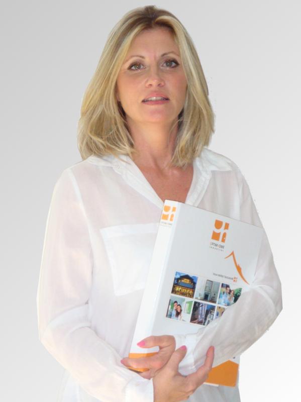 Conseiller immobilier Optimhome Elodie LEVADOUX