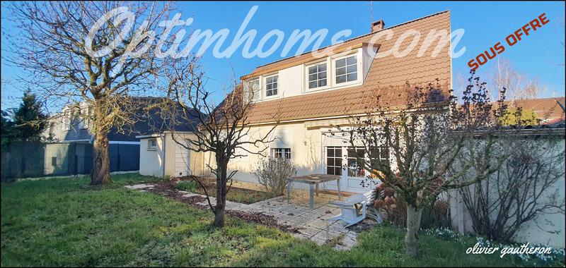 Maison de 133  m2 - Beynes (78650)