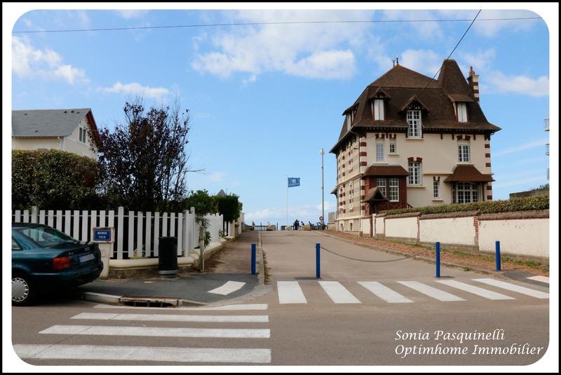 Appartement en résidence de 31  m2 - Cabourg (14390)