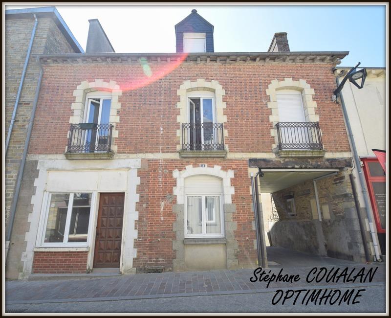 Maison de ville de 182  m2 - Janzé (35150)