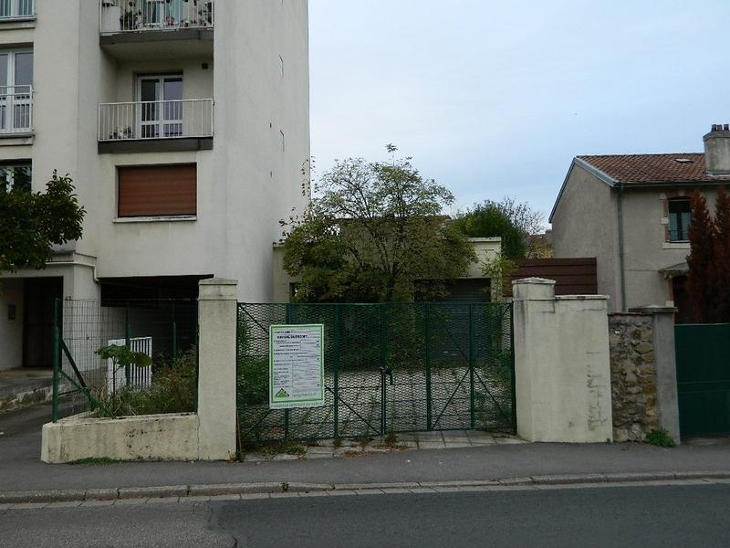 Terrain constructible de   m2 - Vandoeuvre-lès-Nancy (54500)