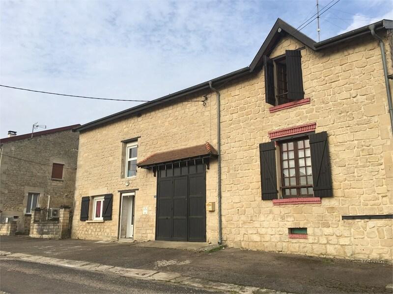 Maison de 213  m2 - Ancerville (55170)