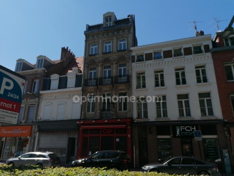 Immeuble de   m2 - Douai (59500)